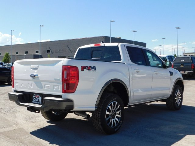 2019 Ranger SuperCrew Cab 4x4, Pickup #1F91036 - photo 2