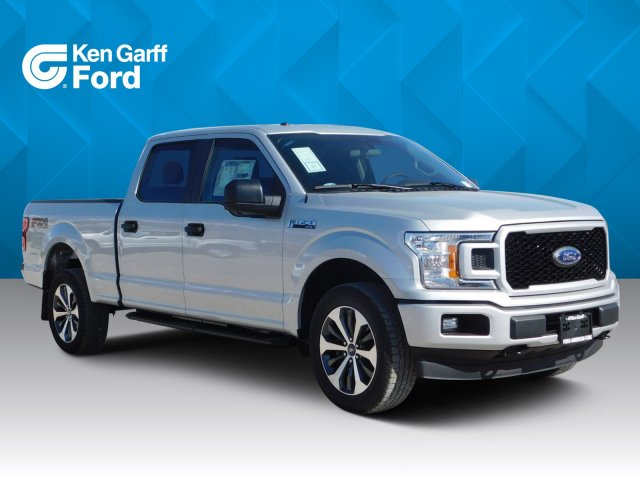 2019 F-150 SuperCrew Cab 4x4,  Pickup #1F91038 - photo 1