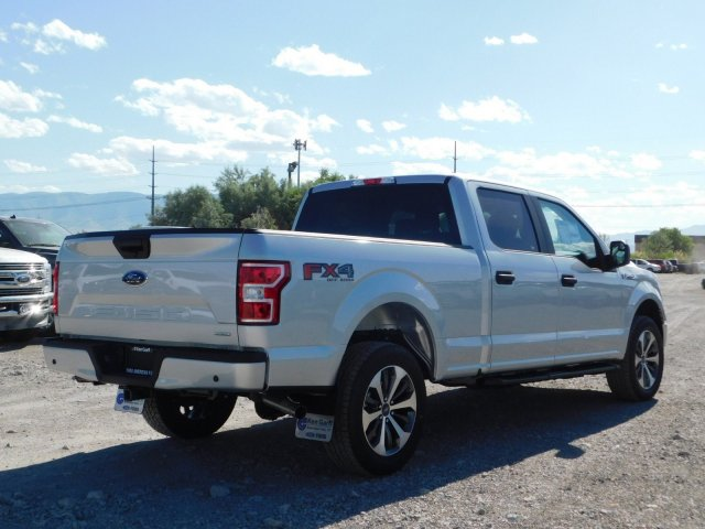 2019 F-150 SuperCrew Cab 4x4,  Pickup #1F91038 - photo 2