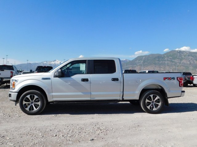 2019 F-150 SuperCrew Cab 4x4,  Pickup #1F91038 - photo 6