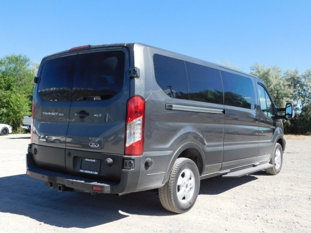 2019 Transit 350 Low Roof 4x2,  Passenger Wagon #1F91041 - photo 1