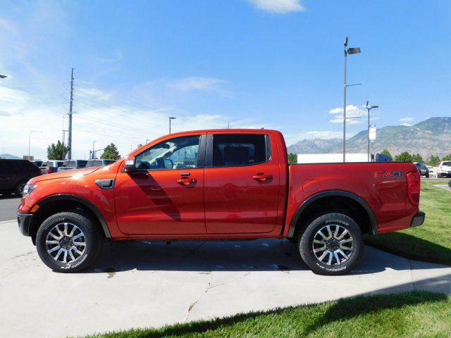 2019 Ranger SuperCrew Cab 4x4, Pickup #1F91050 - photo 6