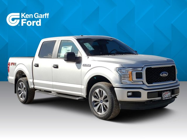 2019 F-150 SuperCrew Cab 4x4, Pickup #1F91053 - photo 1