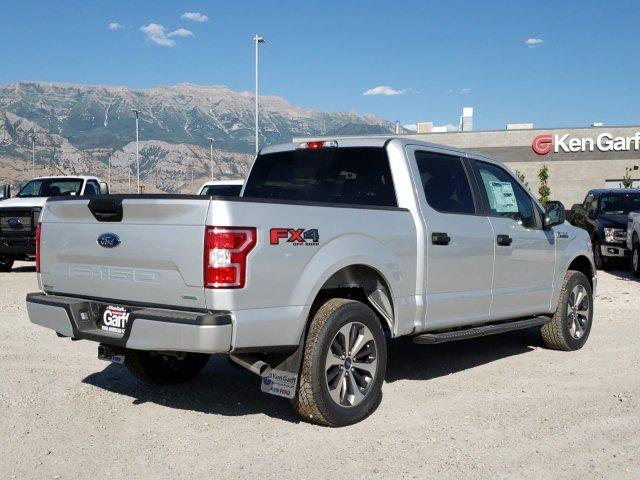 2019 F-150 SuperCrew Cab 4x4, Pickup #1F91053 - photo 2