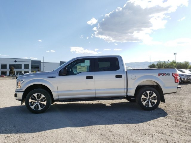 2019 F-150 SuperCrew Cab 4x4, Pickup #1F91053 - photo 6