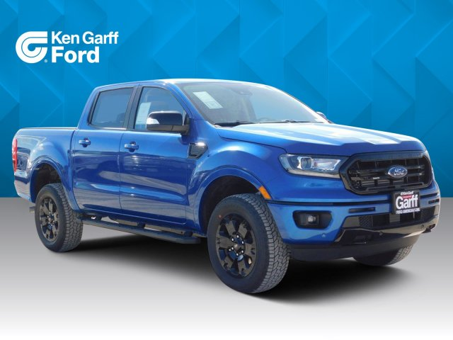 2019 Ranger SuperCrew Cab 4x4, Pickup #1F91059 - photo 1