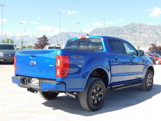 2019 Ranger SuperCrew Cab 4x4, Pickup #1F91059 - photo 2