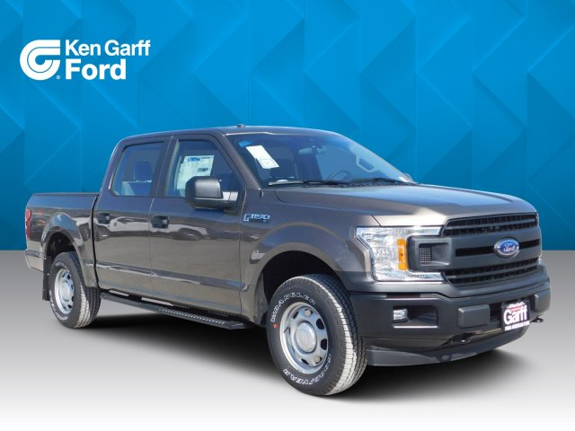 2019 F-150 SuperCrew Cab 4x4, Pickup #1F91069 - photo 1