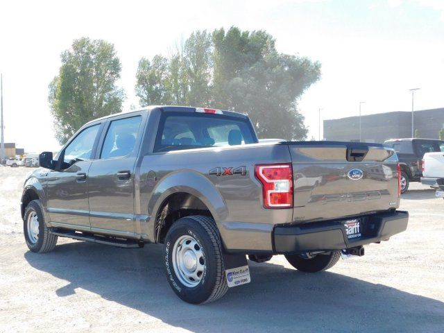 2019 F-150 SuperCrew Cab 4x4, Pickup #1F91069 - photo 5
