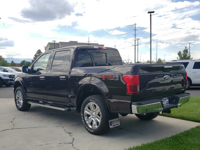 2019 F-150 SuperCrew Cab 4x4, Pickup #1F91072 - photo 5