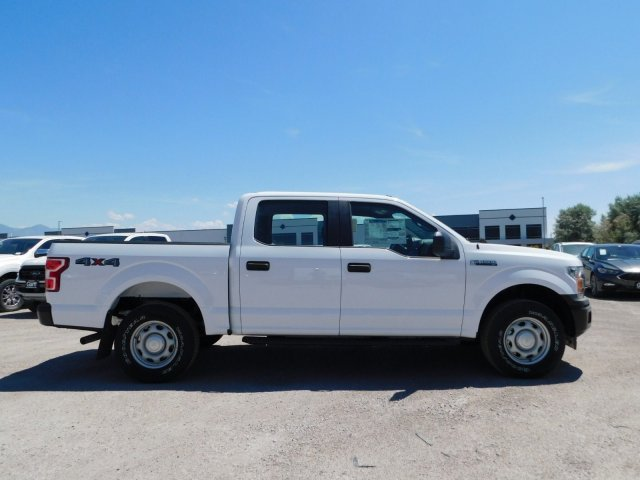 2019 F-150 SuperCrew Cab 4x4,  Pickup #1F91074 - photo 3