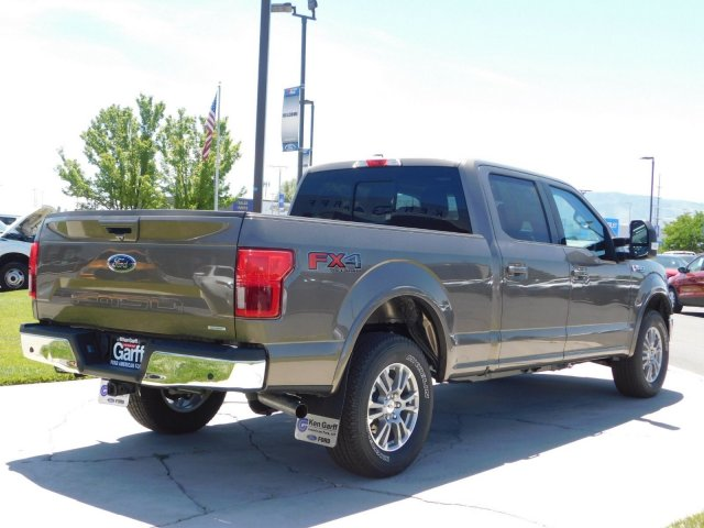 2019 F-150 SuperCrew Cab 4x4,  Pickup #1F91078 - photo 1