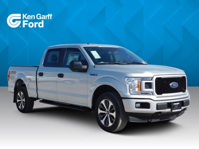 2019 F-150 SuperCrew Cab 4x4,  Pickup #1F91079 - photo 1