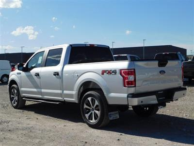 2019 F-150 SuperCrew Cab 4x4,  Pickup #1F91079 - photo 5
