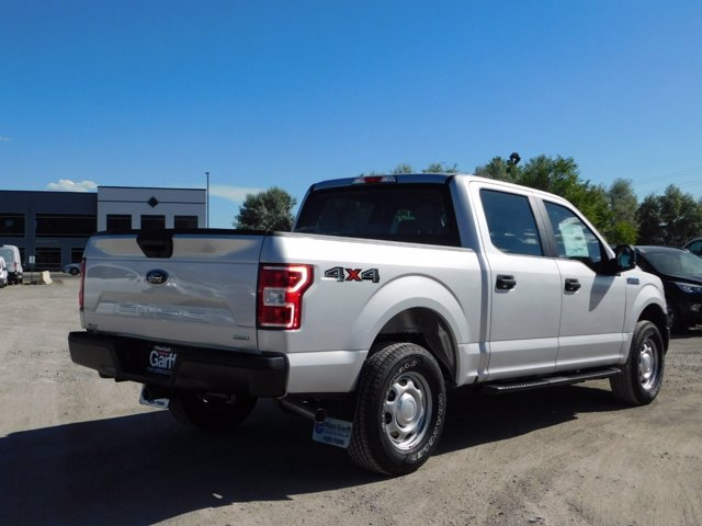 2019 F-150 SuperCrew Cab 4x4, Pickup #1F91089 - photo 2