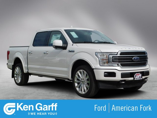 2019 F-150 SuperCrew Cab 4x4,  Pickup #1F91090 - photo 1
