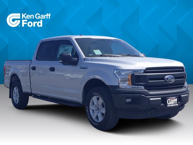 2019 F-150 SuperCrew Cab 4x4, Pickup #1F91097 - photo 1