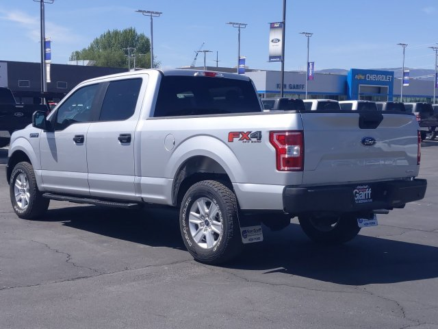2019 F-150 SuperCrew Cab 4x4, Pickup #1F91097 - photo 5