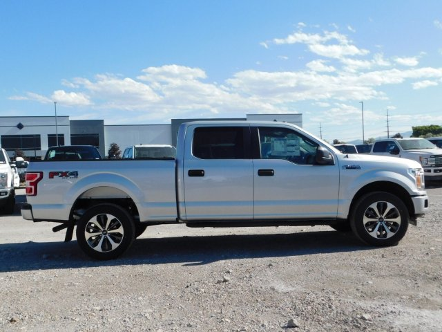 2019 F-150 SuperCrew Cab 4x4,  Pickup #1F91097 - photo 3
