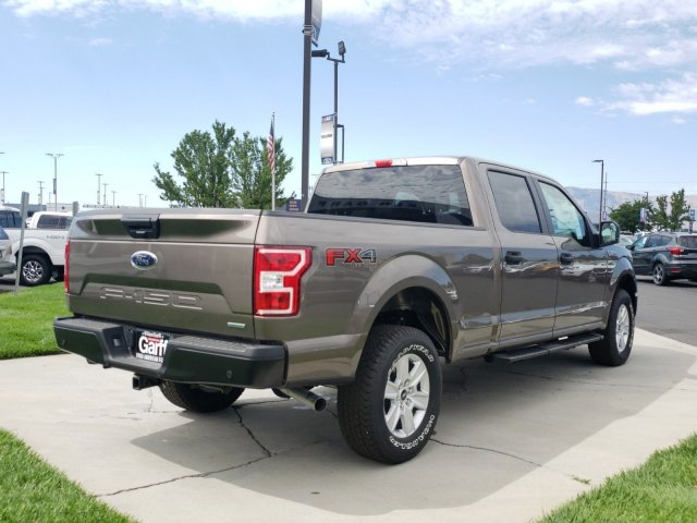2019 F-150 SuperCrew Cab 4x4,  Pickup #1F91115 - photo 2