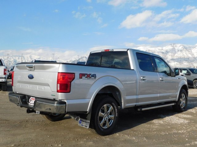 2019 F-150 SuperCrew Cab 4x4,  Pickup #1F91118 - photo 1