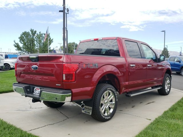 2019 F-150 SuperCrew Cab 4x4, Pickup #1F91153 - photo 1