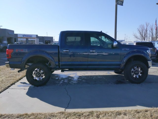 2019 F-150 SuperCrew Cab 4x4, Pickup #1F91154 - photo 3