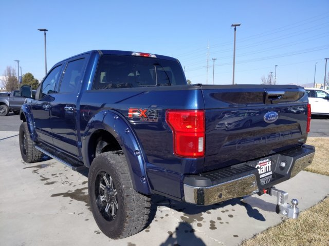 2019 F-150 SuperCrew Cab 4x4, Pickup #1F91154 - photo 5