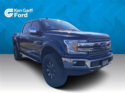 2019 F-150 SuperCrew Cab 4x4, Pickup #1F91154 - photo 1