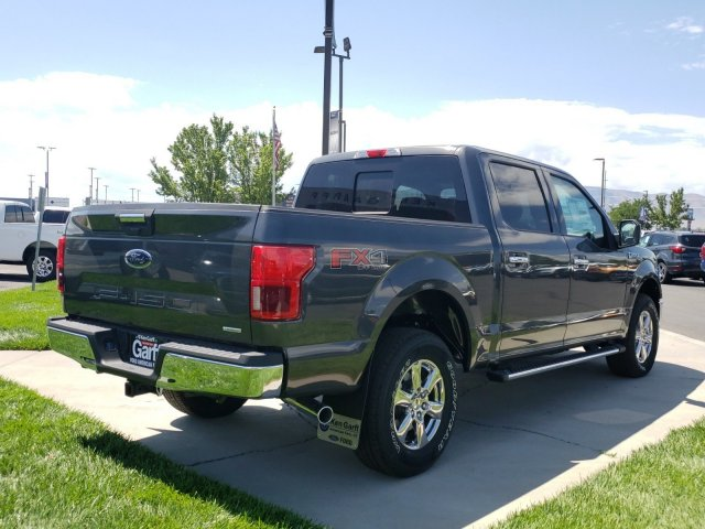 2019 F-150 SuperCrew Cab 4x4,  Pickup #1F91170 - photo 2