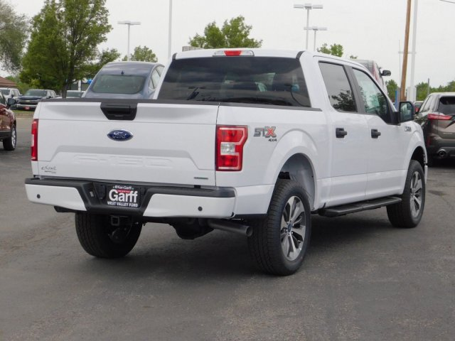 2019 F-150 SuperCrew Cab 4x4, Pickup #1F91175 - photo 2