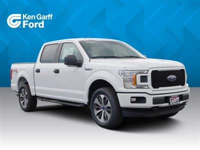 2019 F-150 SuperCrew Cab 4x4, Pickup #1F91175 - photo 1