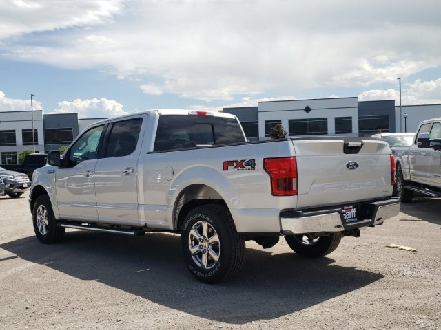 2019 F-150 SuperCrew Cab 4x4,  Pickup #1F91184 - photo 5