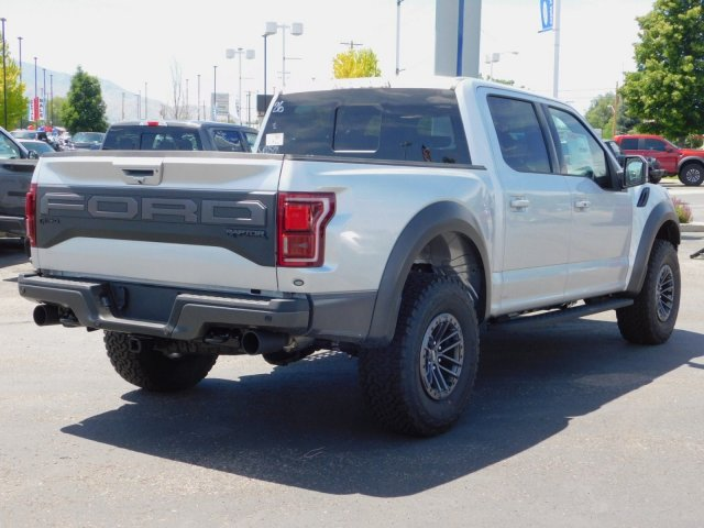 2019 F-150 SuperCrew Cab 4x4,  Pickup #1F91203 - photo 1