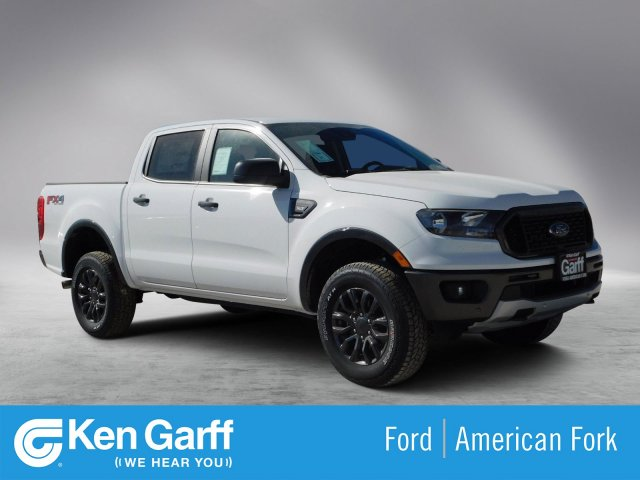 2019 Ranger SuperCrew Cab 4x4, Pickup #1F91206 - photo 1