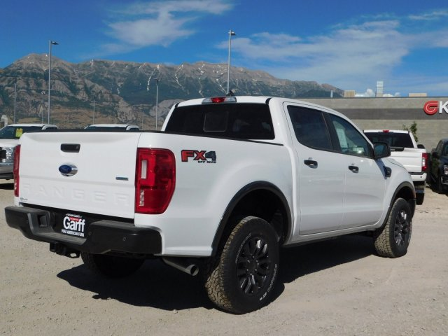 2019 Ranger SuperCrew Cab 4x4, Pickup #1F91206 - photo 2