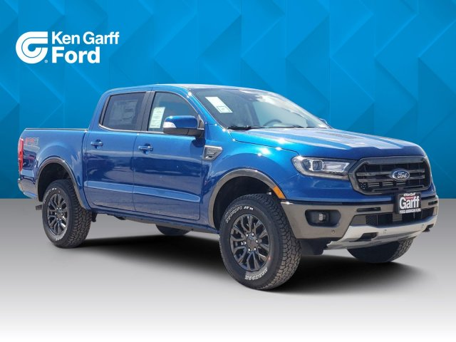 2019 Ranger SuperCrew Cab 4x4,  Pickup #1F91226 - photo 1