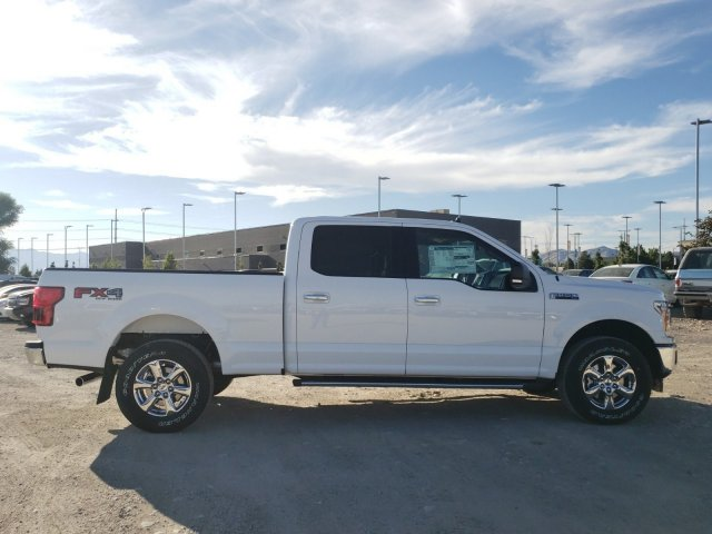 2019 F-150 SuperCrew Cab 4x4,  Pickup #1F91237 - photo 3