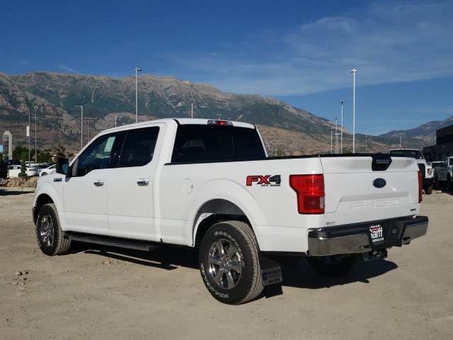 2019 F-150 SuperCrew Cab 4x4,  Pickup #1F91237 - photo 5