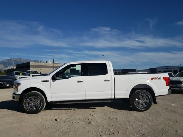 2019 F-150 SuperCrew Cab 4x4,  Pickup #1F91237 - photo 6