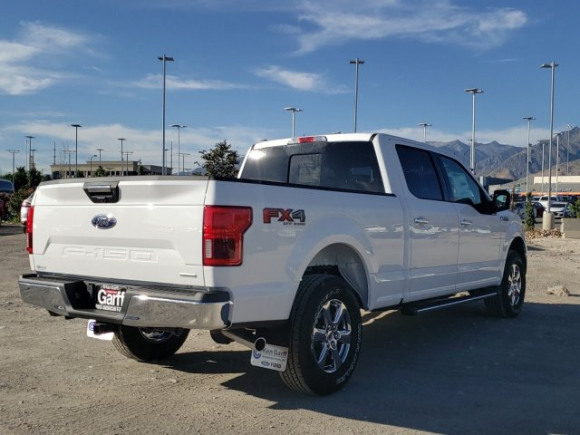 2019 F-150 SuperCrew Cab 4x4,  Pickup #1F91257 - photo 2