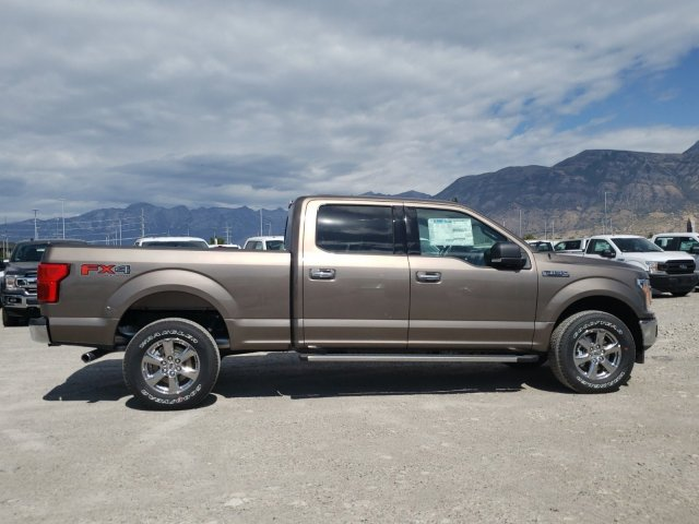 2019 F-150 SuperCrew Cab 4x4, Pickup #1F91262 - photo 3