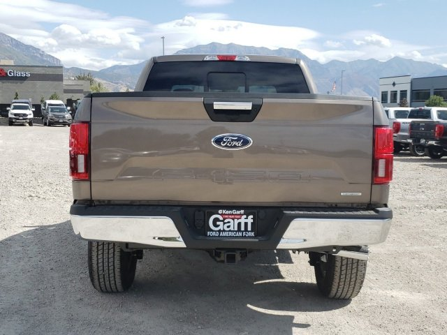 2019 F-150 SuperCrew Cab 4x4, Pickup #1F91262 - photo 4