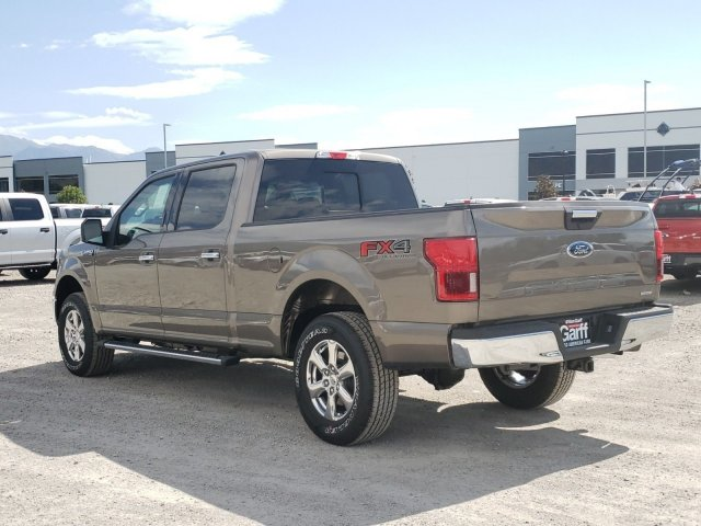 2019 F-150 SuperCrew Cab 4x4, Pickup #1F91262 - photo 5