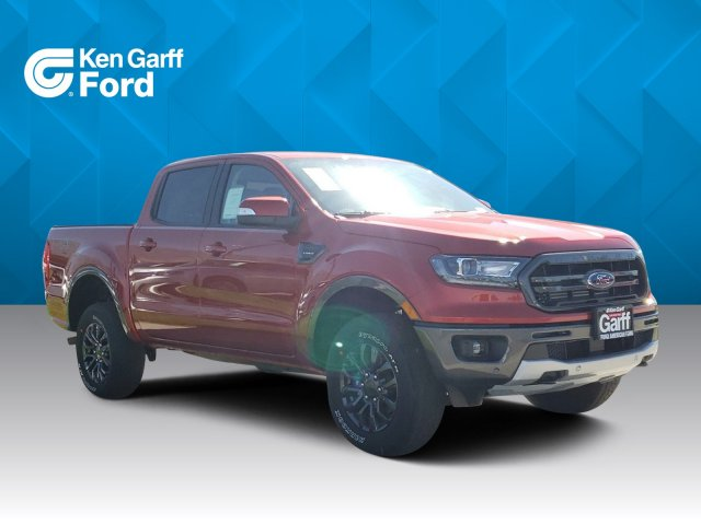 2019 Ranger SuperCrew Cab 4x4, Pickup #1F91273 - photo 1