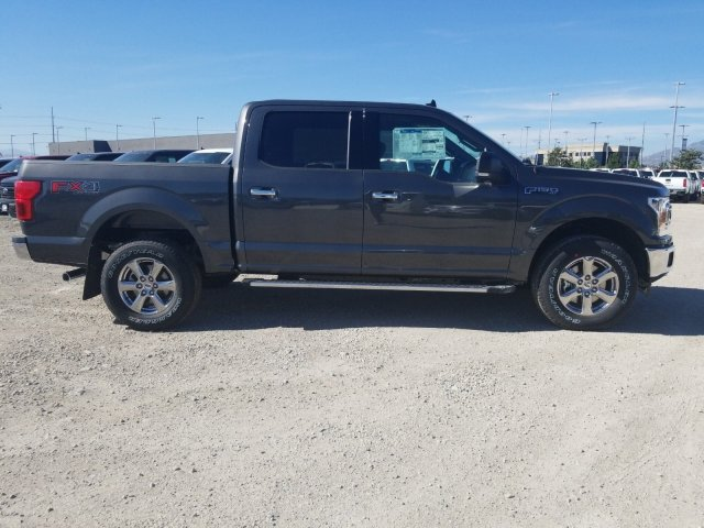 2019 F-150 SuperCrew Cab 4x4, Pickup #1F91288 - photo 3