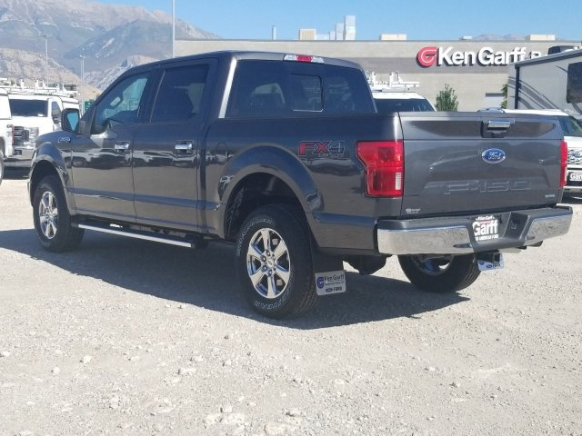 2019 F-150 SuperCrew Cab 4x4, Pickup #1F91288 - photo 5