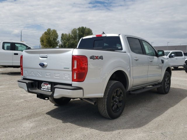2019 Ranger SuperCrew Cab 4x4, Pickup #1F91289 - photo 2
