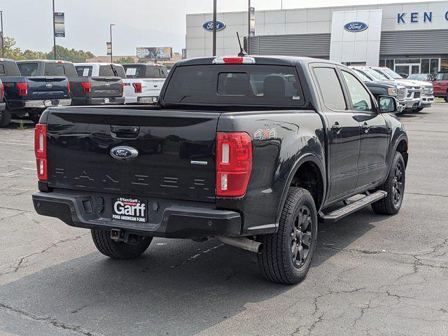 2019 Ranger SuperCrew Cab 4x4, Pickup #1F91290 - photo 2