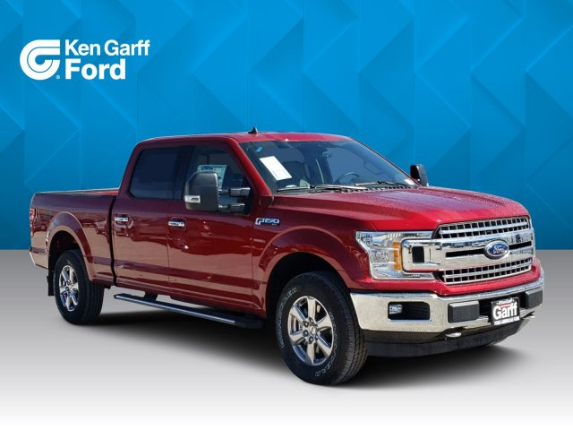2019 F-150 SuperCrew Cab 4x4,  Pickup #1F91301 - photo 1